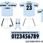 Lazio 1999/00 (hemma, hösten 1999)
