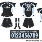 Lazio 1999/00 (borta, våren 2000)