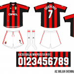 AC Milan 1999/00 (hemma)