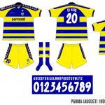 Parma 1999/00 (augusti 1999)