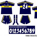 Parma 1999/00 (tredjeställ)
