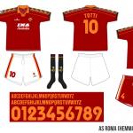 AS Roma 1998/99 (hemma)