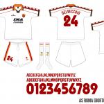 AS Roma 1998/99 (borta)