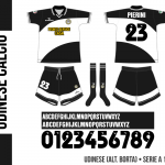 Udinese 1998/99 (alternativ borta)