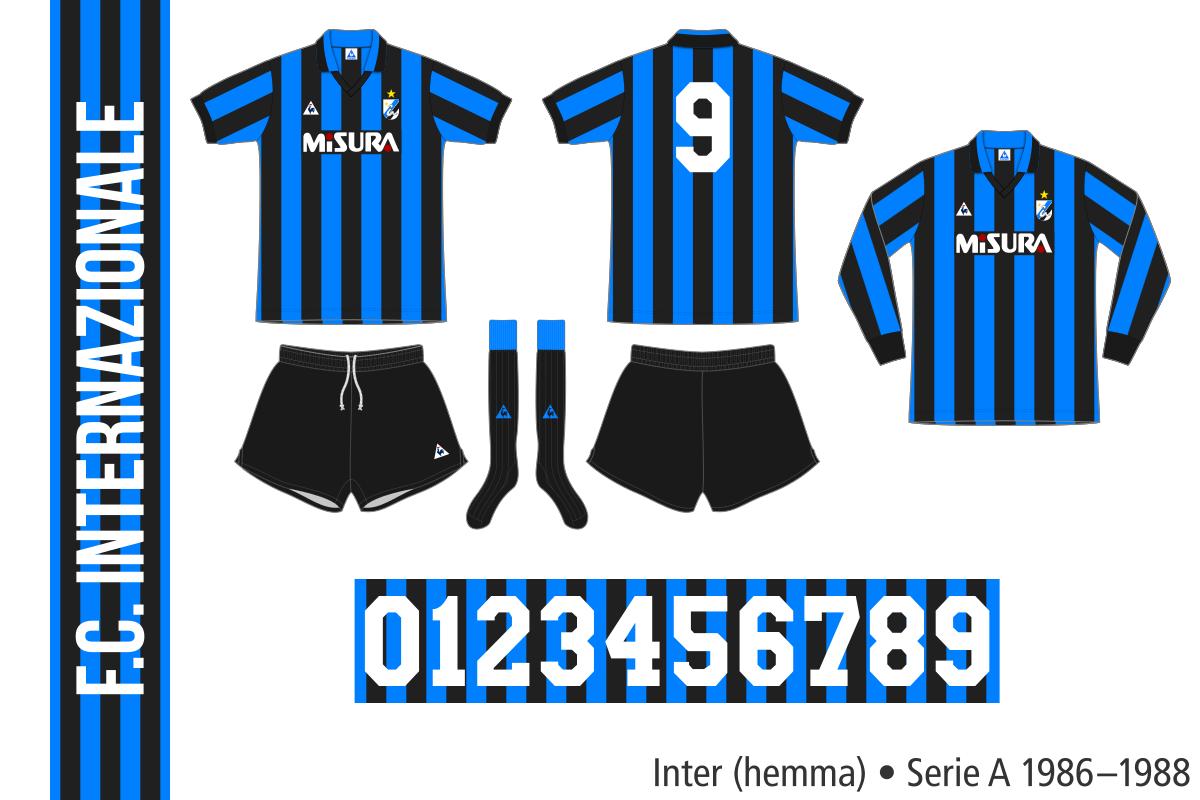 Inter 1986–1988 (hemma)