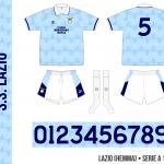 Lazio 1990/91 (hemma)