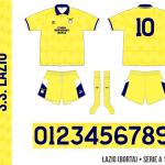 Lazio 1990/91 (borta)