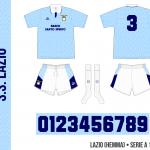 Lazio 1991/92 (hemma)