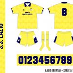 Lazio 1991/92 (borta)