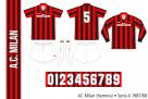 AC Milan 1987/88