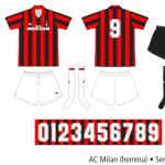 AC Milan 1989/90 (hemma)