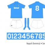 Napoli 1987/88 (hemma)
