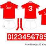 Napoli 1988/89 (tredjeställ)