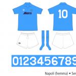 Napoli 1989/90 (hemma)