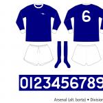 Arsenal 1967–1970 (alt. borta)