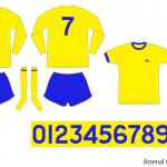 Arsenal 1968–1977 (borta)