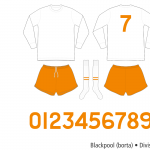 Blackpool 1970/71 (borta)