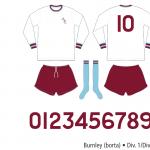 Burnley 1970–1975 (borta)