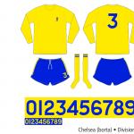 Chelsea 1968–1971 (borta)
