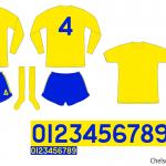 Chelsea 1971/72 (borta)