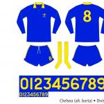 Chelsea 1971/72 (alt. borta)