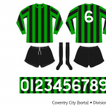 Coventry City 1969–1972 (borta)