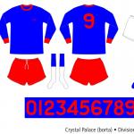 Crystal Palace 1969–1971 (borta)