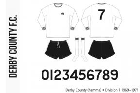 Derby County 1969–1971 (hemma)