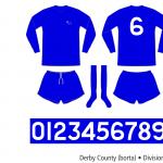 Derby County 1971–1973 (tredjeställ)