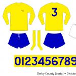 Derby County 1971–1974 (borta)