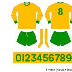 Everton 1971/72 (borta)