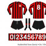 Huddersfield Town 1969–1971 (borta)