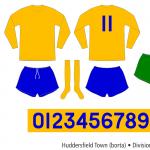 Huddersfield Town 1970–1972 (borta)