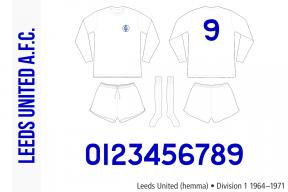 Leeds United 1964–1971 (hemma)