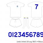 Leeds United (Mässcupfinalen 1967)