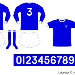 Leicester City 1971/72 (hemma)
