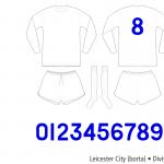 Leicester City 1971/72 (borta)