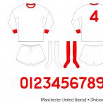 Manchester United 1962–1970 (borta)