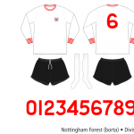 Nottingham Forest 1970/71 (borta)