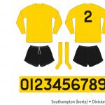 Southampton 1967–1972 (borta)