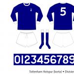 Tottenham Hotspur 1967–1969 (borta)