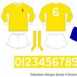 Tottenham Hotspur 1969–1971 (borta)