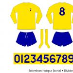 Tottenham Hotspur 1971–1975 (borta)
