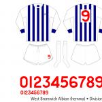 West Bromwich Albion 1969–1971 (hemma)