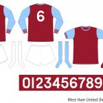 West Ham United 1966–1975 (hemma)