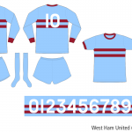 West Ham United 1966–1975 (borta)