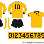 Wolverhampton Wanderers 1970–1972 (hemma)
