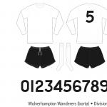 Wolverhampton Wanderers 1970–1972 (borta)