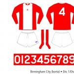 Birmingham City 1971–1973 (borta)