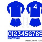Chelsea 1972/73 (hemma)